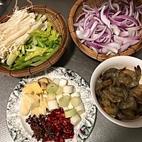 一锅好吃的「沸腾虾」改良版的做法图解1