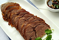 老卤水酱牛肉的做法
