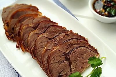 老卤水酱牛肉