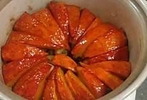 烤南瓜的做法