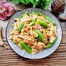 正宗东北尖椒干豆腐
