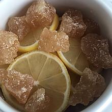 柠檬炖冰糖