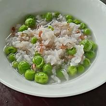 豌豆杂粮稀饭