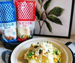 #一起土豆沙拉吧#简单好做又好吃的土豆沙拉的做法