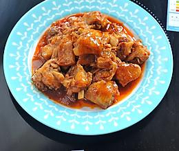 韩酱鸡翅五花肉--#德国MIJI爱心菜谱#的做法
