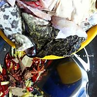 春节筵席上的下酒菜干锅牛蛙的做法图解8
