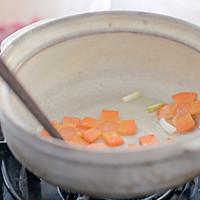 白菜豆腐牛肉煲的做法图解11