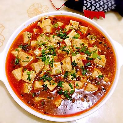 麻婆豆腐(家庭简易版)