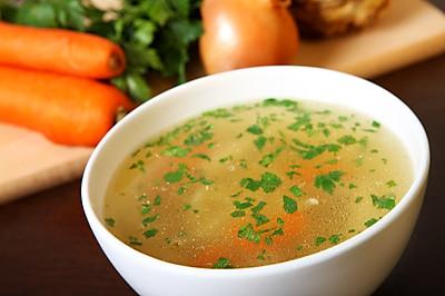 烹饪秘笈:高汤的简单经济制作#小妙招擂台#