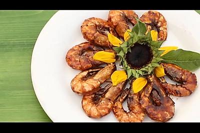 超级美味油焖大虾
