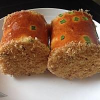 美味的肉松面包卷的做法图解19