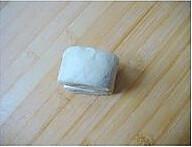 芝麻盐全麦花卷的做法图解8