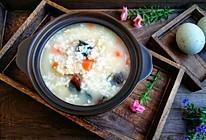 #母亲节,给妈妈做道菜#皮蛋瘦肉粥的做法
