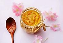 超养人的自制蜂蜜柚子茶