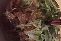黄瓜凉拌海蜇的做法