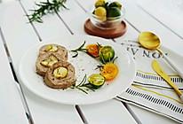 低脂健康-栗香清蒸鸭胸肉的做法