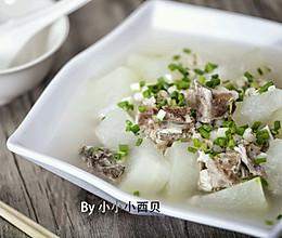 冬瓜薏仁排骨汤的做法