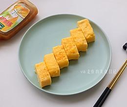 不用熬高汤的玉子烧 #太太乐鲜鸡汁玩转健康快手菜#的做法