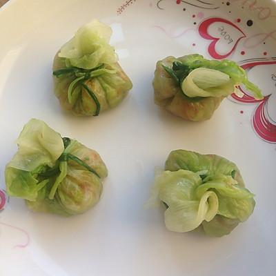 宝宝辅食~鸡肉蘑菇蔬菜包