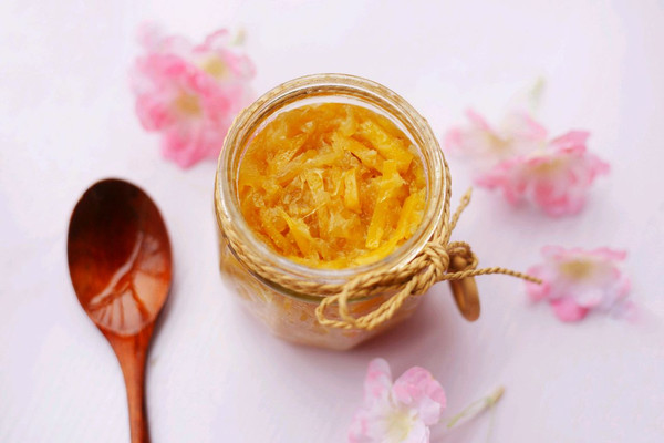 超养人的自制蜂蜜柚子茶的做法