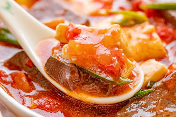 鸳鸯鸭血豆腐 | 鲜嫩多汁的做法