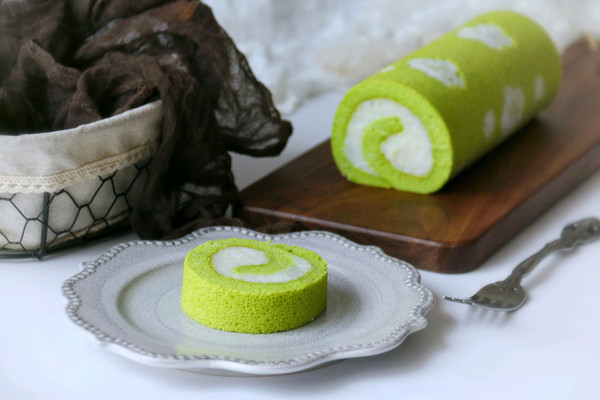 菠菜山药卷#柏翠辅食节-秋季辅食#的做法