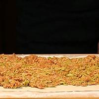 BTV《暖暖的味道》之大家都爱吃的西葫芦肉饼的做法图解9