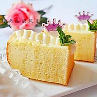 #太阳风烘焙#长帝CR32KEA试用报告——鲜奶油戚风蛋糕
