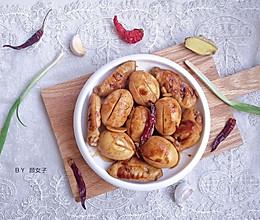 #肉食者联盟#翅中卤鸡蛋|又香又美味的做法