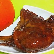 橙香啤酒鸭腿(少油版)