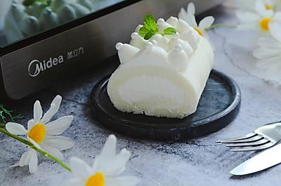 蛋糕卷中的天使---白雪卷