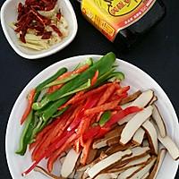 小炒豆腐干 #美极鲜味汁#的做法图解1