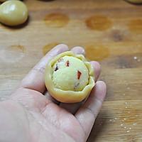 蔓越莓椰蓉月饼的做法图解15
