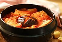 辣白菜豆腐汤——迷迭香的做法