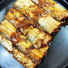 #下饭红烧菜#家常最美味——红烧带鱼