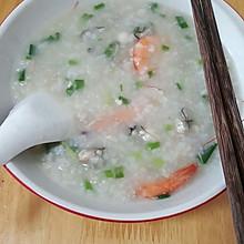 潮汕海鲜砂锅粥