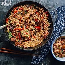 新疆手抓饭 | 新晋热门美食,鲜香可口营养全面
