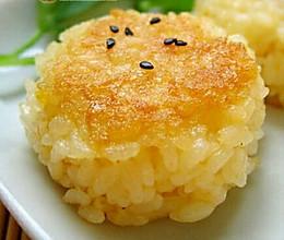 蛋煎饭团【给最爱的人之早餐】的做法
