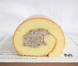 #硬核菜谱制作人#奥利奥奶油蛋糕卷的做法