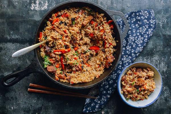 新疆手抓饭 | 新晋热门美食,鲜香可口营养全面的做法