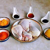 #全电厨王料理挑战赛热力开战!#柠香奥尔良烤鸡腿的做法图解1