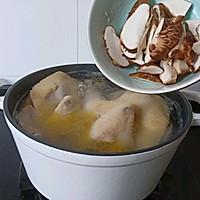#父亲节,给老爸做道菜#香菇土鸡汤的做法图解5