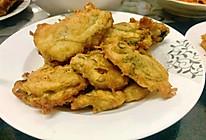 鲜美炸蛎蝗的做法