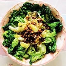 蚝油生菜的打开方式