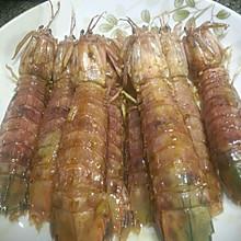 美极赖尿虾