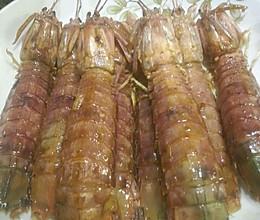 美极赖尿虾的做法