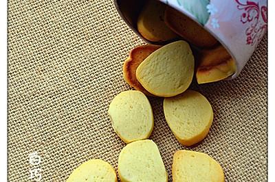 超简配方白巧克力饼干