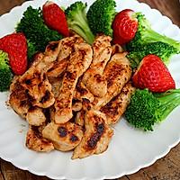 蜜汁鸡胸肉------减肥必备的做法图解12