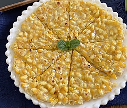 玉米饼的做法