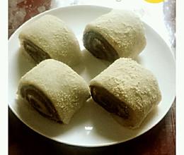北京名小吃《驴打滚》的做法